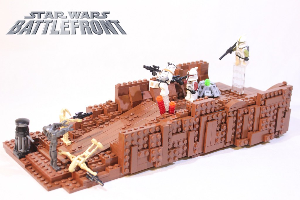 The World's newest photos of geonosis and starwars - Flickr Hive Mind