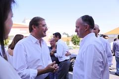 Autárquicas 2017: Pedro Passos Coelho em Aguiar da Beira