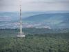 Stuttgart radio tower (schauplatz) Tags: city deutschland fernsehturm landschaft rundfunkturm stadt stuttgart cityscape landscape radiotower televisiontower view