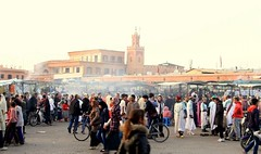 marrakech-jamma-el-fna-square (Xabbi Tours) Tags: tours xabbitours heritage trip desert sunset camel morocco beach