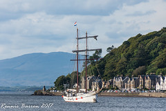 Flying Dutchman - explored (RCB4J) Tags: isleofmull rcb4j ronniebarron scotland sonydt1870f3556 sonyslta77v art hebrides photography explored inexplore schooner ship sailboat yacht oban