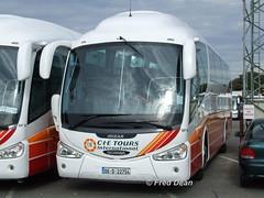 Bus Eireann SP36 (06D22754). (Fred Dean Jnr) Tags: scania pb irizar august2006 buseireann cietoursinternational sp36 06d22754 limerickdepot