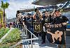 Los Angeles Football Club fans (JustForSneaks Ent.) Tags: fans losangelesfootballclub mls soccer metro expoline santamonica celebration support loyalty lightrail losangeles southerncalifornia