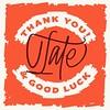 Thanks! (Kyle J. Letendre) Tags: lettering illustration brush type letter typography thank you thanks good luck tate script writing handwriting hand handlettering