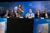 """Nataša Barbara Gračner in Rok Sečen, člana žirije, Jelka Stergel, direktorica festivala, Zlatko Vidacković, Jasna Krajinovič in Peter Stanković, člani žirije za celovečerni film. • <a style=""""font-size:0.8em;"""" href=""""http://www.flickr.com/photos/151251060@N05/37005059536/"""" target=""""_blank"""">View on Flickr</a>"""