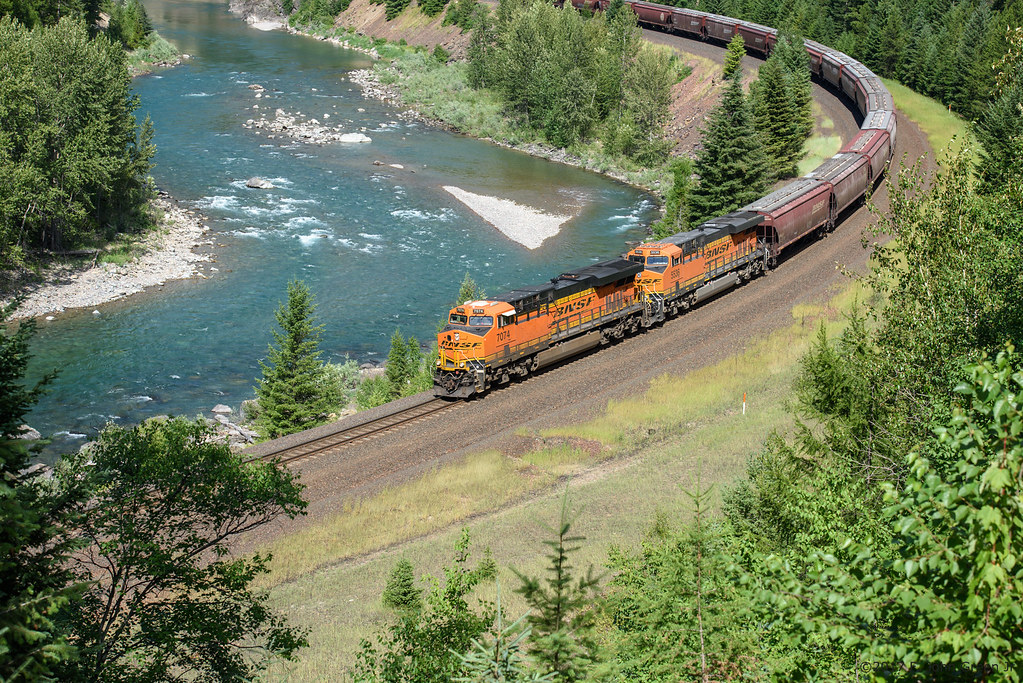 The World's Best Photos of bnsf and hiline - Flickr Hive Mind