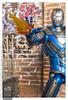 42 (manumasfotografo) Tags: ironman mark30 bluesteel actionfigure comicavestudios marvel