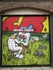 CR (ǝɹpɹoʇǝɹɐןıɥd) Tags: brussel brussels bruxelles crayon créons crayons graffiti graph pencils potlood tag belgique belgium belgië streetart