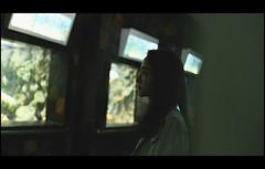 mirror (Pornthep Pongpiboonphol) Tags: people light shadow art contrast moviestill filmstill canon film still behindthescene snapshot candid dramatic streetphoto streetphotography street scene movie cinematic portrait