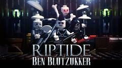 Riptide - Cover (A&M Studios) Tags: lego brickfilm musicvideo metal heavy drumms schlagzeug bass gitarre ben blutzukker