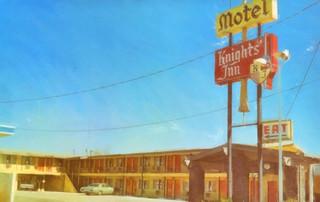 Knights' Inn Motel, Susanville, California