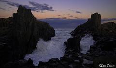 DSCF4505 (Steve Daggar) Tags: kiama bombo seascape sunset sunrise landscape longexposure