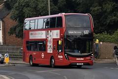 Metroline Alexander Dennis Enviro400H MMC (TEH2072 - LK15 CWA) 632 (London Bus Breh) Tags: metroline metrolinetravel alexander dennis alexanderdennis alexanderdennislimited adl alexanderdennisenviro400hmmc enviro400hmmc e400hmmc e40h mmc hybrid hybridbus hybridtechnology teh teh2072 lk15cwa 15reg london buses londonbuses bus schoolroute londonbusesroute632 route632 colindale colindaleavenue tfl transportforlondon