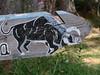 Headless (Jackie & Dennis) Tags: shootaboot brokenordamaged headless bull sign latchavana