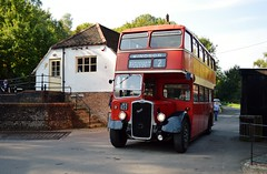 748 JRX823 (PD3.) Tags: 748 jrx823 jrx 823 bristol ksw ecw thames valley amberley west sussex chalk pits museum bus buses preserved vintage coach heritage centre show historic history