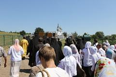 76. Крестный ход в скит святителя Иоанна Шанхайского