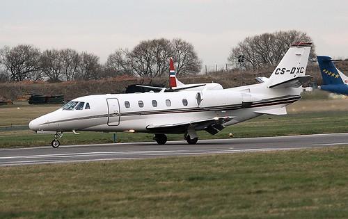 Netjets CS-DXC Cessna 560XL CVT