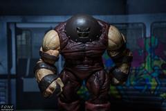 The Juggernaut (MadMartigen) Tags: marvelcomics toy actionfigure xmen thejuggernaut marvelselect diamondselecttoys