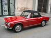 Innocenti 950 Sport  (1960-62) / 1100  Spider S (1963-69) Verdeckbezug