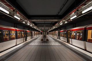 U-Bahnhof Mümmelmannsberg