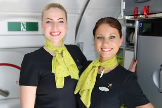 hôtesses Air Baltic