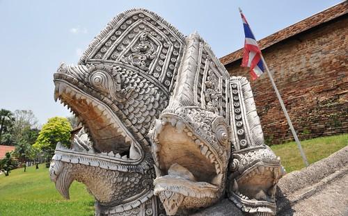 Wat Phra That Lampang Luang - Lampang