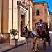 Horsecab, Rabat