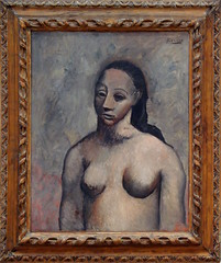 Half-Length Female Nude - Pablo Picasso (alplatt) Tags: artinstitute chicago artinstituteofchicago chicagoartinstitute art institute