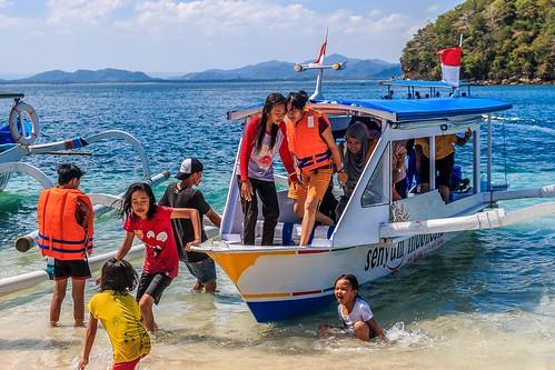 Sekotong 3 Islands Tour