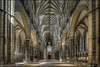 Lincoln Cathedral 6 (Darwinsgift) Tags: lincoln cathedral lincolnshire nikkor 19mm pc e f4 nikon d810 hdr photomatix multiple exposures indoor architecture church christian anglican religion art interioir lincolnminster