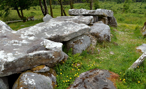 Giant's Grave Wedge Tomb