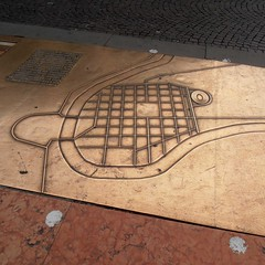 Street Art (Navi-Gator) Tags: italy verona square street art