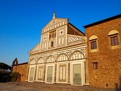San Miniato al Monte (travelontheside) Tags: sanminiatoalmonte italy italia tuscany toscana florence florenceitaly firenze oltrarno