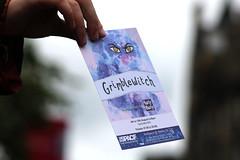 Sell 165 Gripplewitch (Terry Moran aka Tezzer57) Tags: royalmile edinburghfringe edfringe fringe edfringe2017 urban street people candid uk flier promote promotion