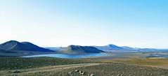 Á Landmannaafrétti (skolavellir12) Tags: blue sky mountains island highlands water river fish