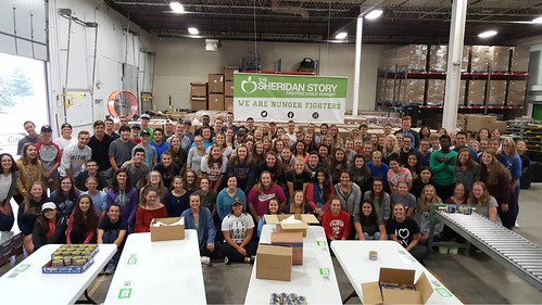 Bethel University Packing Event-Session 2, 8/26/17
