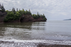St. Martins Sea Caves (SNAPShots by PJW *Join LNP*) Tags: fishing village rocks caves sand beach sea seascapes nature landscapes water shores wet reflections lines patterns texture detail waves white light shadows outside exploring colours red