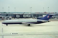 N7291U Boeing 727-222 United Airlines (pslg05896) Tags: n7291u boeing727 united iad kiad washington dulles