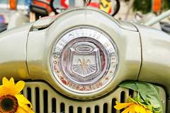 Ford 30.7.2017 1930 (orangevolvobusdriver4u) Tags: 2017 archiv2017 traktor tractor tracteur klassik classic vintage oldtimer bleienbach schweiz suisse switzerland bleienbach2017 ford fordtractor detail zeichen logo badge brand