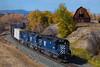 Jens (jameshouse473) Tags: mrl montana rail link emd sd45 jens barn fall autumn