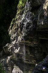 Little Waterfall (carolienvanhilten) Tags: garmischpartenkirchen bavaria beieren gorge partnachklamm deutschland duitsland germany waterfall waterval rainbow mountains water