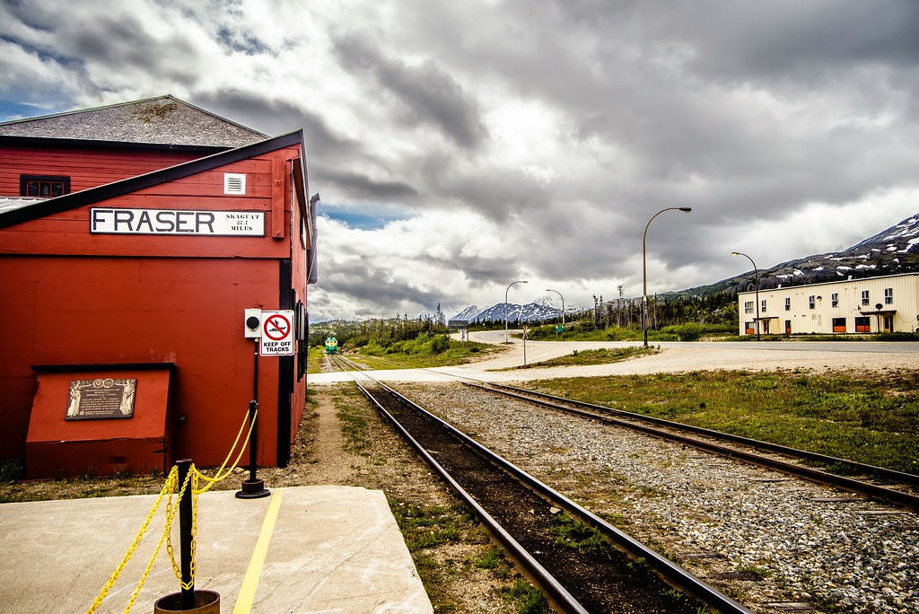 The World s Best s of alaska and engine Flickr Hive