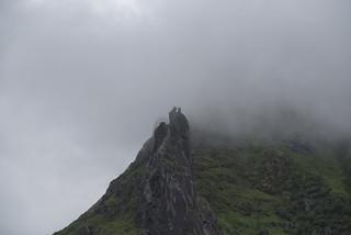 Svolværgeita, Lofoten, Norway