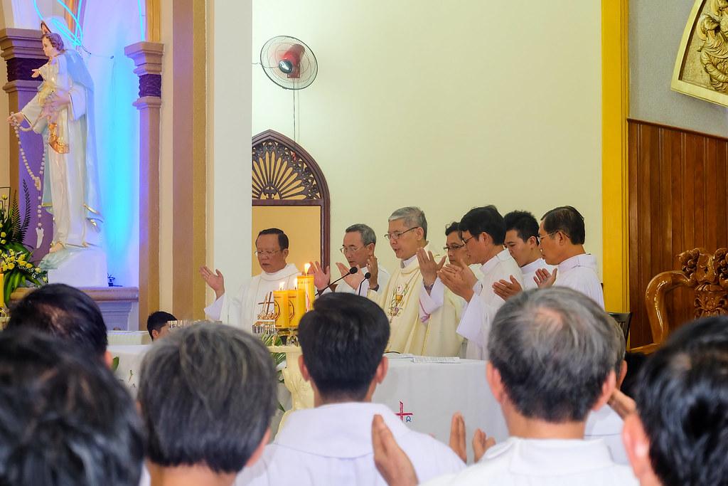 Thánh lễ tạ ơn khánh thành nhà thờ Hòa Cường – Giáo phận Đà Nẵng - Ảnh minh hoạ 52