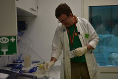 2017-09-06 EAC day2 E. Díaz 3919 (europeanastronauttraining) Tags: pangaea astronaut training geology geological field planetary analogue exploration volcanism dlr charlescockell microbiology