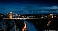 Clifton-10 (RJ Photographic (1 million views Thank You)) Tags: 03 06 09 bridge bristol brunel clifton grads landscape leefilters richardjenkinsrjphotographic suspension clouds hard longexposure river soft water