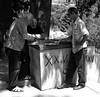 Backgammon (marukomu) Tags: georgia backgammon tblisi old men