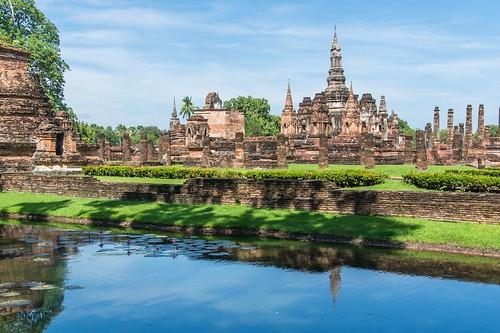 sukhothai - thailande 13