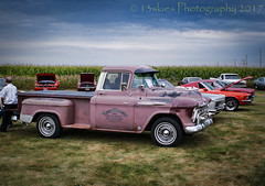 Persisted (HTT) (13skies) Tags: singleshothdr truck purple old special cool drive keep road gas cruise relic ancient antique classic htt happytruckthursday truckthursday