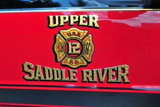Upper Saddle River Department Rescue 1242